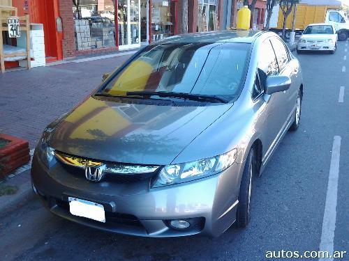 Ars Honda Civic Exs Con Fotos En Mar Del