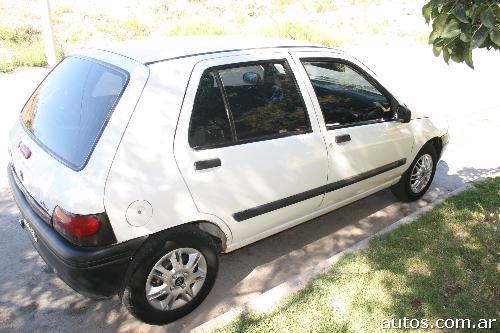 Ars renault clio 5 puertas con fotos en neuqu n capital a o 1999 nafta - Clio 2008 5 puertas precio ...