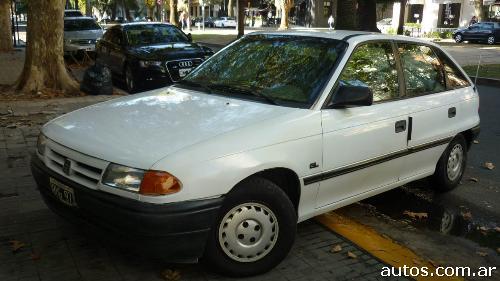 Opel astra 5 puertas en rosario ars a o 1994 nafta - Opel astra 5 puertas ...
