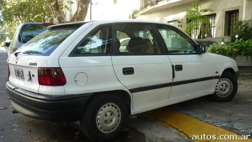 Ars opel astra 5 puertas con fotos en rosario a o 1994 nafta - Opel astra 5 puertas ...