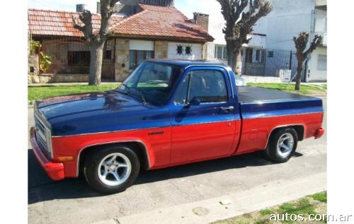 Chevrolet Silverado Gnc Mar Del Plata Autos Post