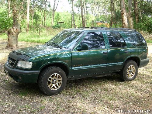 Ars 140000 Chevrolet Blazer Executive 43 V6 Con Fotos En