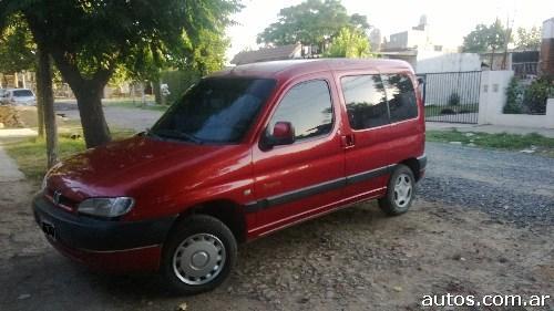 Fotos De Peugeot Partner 1 9 En Malvinas Argentinas  Ars 65 000  A U00c3 U00b1o 2002  Diesel