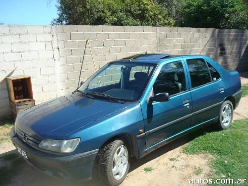 ars peugeot 306 1 9 turbo diesel con fotos en r o cuarto a o 1997 diesel. Black Bedroom Furniture Sets. Home Design Ideas