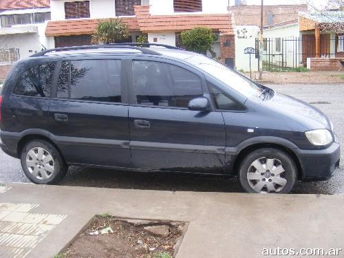 Ars 94000 Chevrolet Zafira Gl Con Fotos En Cutral C Ao