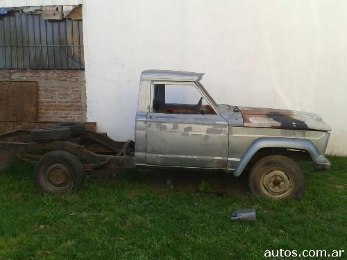 Ars 15000 Jeep Gladiator Con Fotos En Adrogué A�o 1980 Nafta