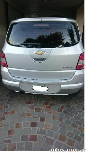 Ars 282000 Chevrolet Spin Ltz 7 Asientos D Con Fotos En Lans