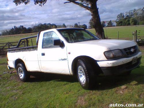 Ars 120000 Chevrolet Luv 25 Turbo Diesel Con Fotos En
