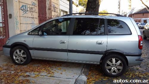 Ars 179000 Chevrolet Zafira Gls 20 8v Con Fotos En Caballito