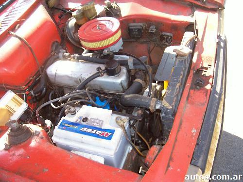 Ars Dodge 1500 Motor 1 8 Con Fotos En Coghlan