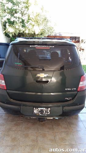 Chevrolet Spin 13 Turbo Diesel Ltz Con Fotos En Resistencia A