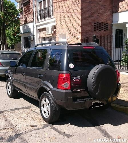 Ford EcoSport 1.6 XLS (con Fotos!) En San