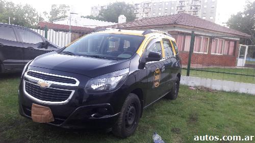 Chevrolet Spin Ltn Gnc Con Fotos En Tres De Febrero Ao