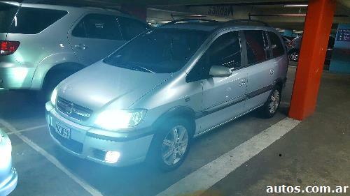 Ars 150000 Chevrolet Zafira Gls 20 Full Con Fotos En