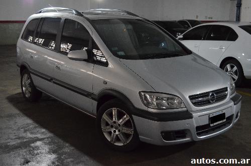 Ars 125000 Chevrolet Zafira Gls 16v Con Fotos En Nuez Ao
