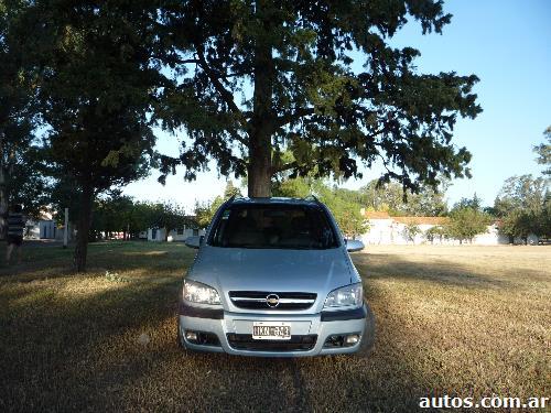 Ars 180000 Chevrolet Zafira Gls Ii 20 16 V Con Fotos En