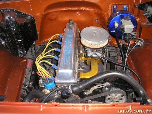 $ARS 40.000   Chevrolet Silverado motor 250 (con fotos!) en Mar del Plata, a�o 1988, GNC